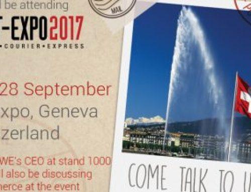 Besuchen Sie uns auf der POST EXPO 2017